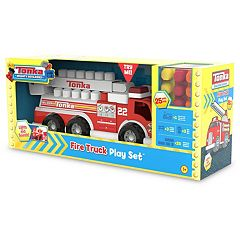 Tonka Lights & Sound Fire Truck