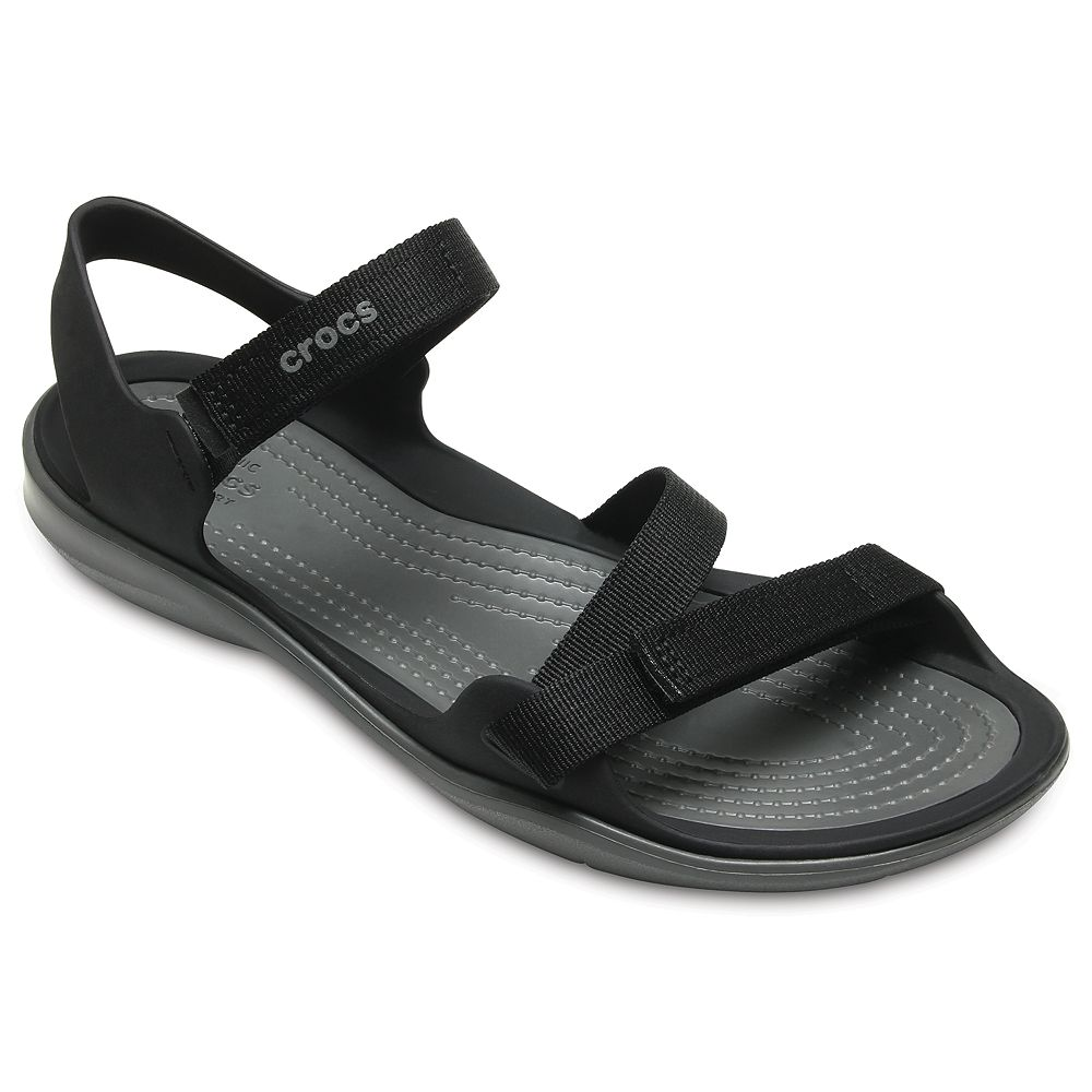 d825cd5a20b Crocs Swiftwater Webbing Women s Sandals