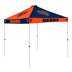 Logo Brand Chicago Bears Checkerboard Tent