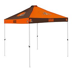 Logo Brand Cleveland Browns Checkerboard Tent