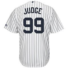 Men's Majestic New York Yankees Aaron Judge Cool Base Replica MLB Jersey