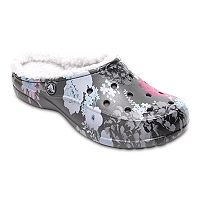 Crocs Freesail Graphic Women's Lined Clogs