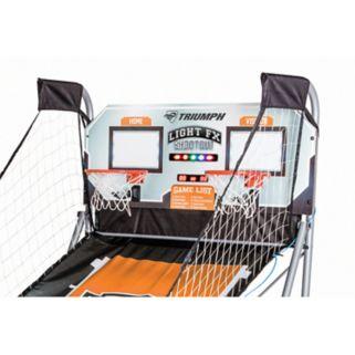 Triumph Light FX Double Shootout Arcade Basketball Game