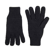 Men's Levi's® Solid Knit Texting Gloves