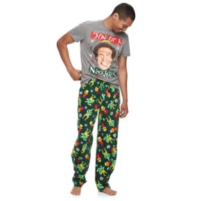 """Men's Buddy the Elf """"Son of a Nutcracker"""" Tee and Lounge Pants Set"""