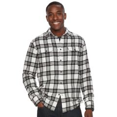 Mens Flannel Shirts | Kohl's