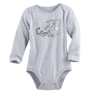 Disney's Winnie The Pooh Tigger Baby Boy Bodysuit by Jumping Beans®
