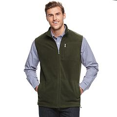 Big & Tall Croft & Barrow® Classic-Fit Arctic Fleece Vest