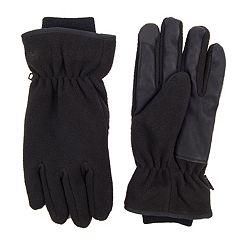 Men's Dockers InteliTouch Fleece Touchscreen Gloves