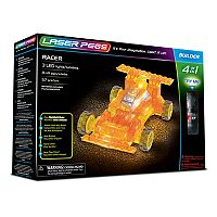 Laser Pegs 4-in-1 Racer Kit