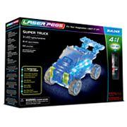 Laser Pegs 4-in-1 Super Truck Kit