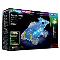 Laser Pegs 4-in-1 Super Truck Kit