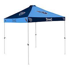 Logo Brand Tennessee Titans Checkerboard Tent