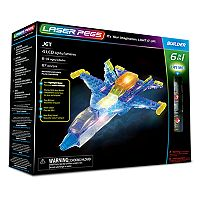 Laser Pegs 6-in-1 Jet Kit