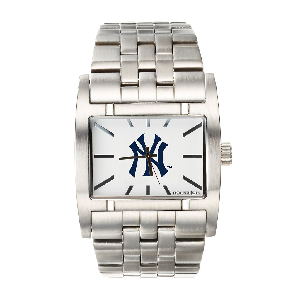 Men's Rockwell New York Yankees Apostle Watch