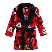 Disney's Mickey Mouse Toddler Boy Bath Robe