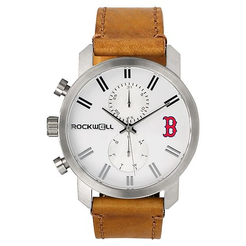 Men's Rockwell Boston Red Sox Apollo Chronograph Watch