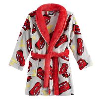 Disney's Cars Lightning McQueen Toddler Boy Plush Bath Robe