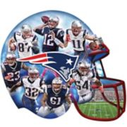 New EnglandPatriots 500-Piece Helmet Puzzle
