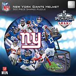 New York Giants 500-Piece Helmet Puzzle