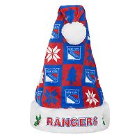 FOCO New York Rangers Christmas Santa Hat