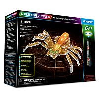 Laser Pegs 6-in-1 Spider Kit