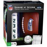 Seattle Seahawks Shake 'n' Score Travel Dice Game