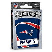 New England Patriots Playing Cards