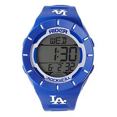 Men's Rockwell Los Angeles Dodgers Coliseum Digital Watch