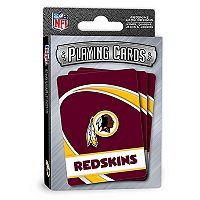 Washington Redskins Playing Cards