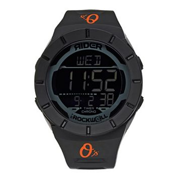 Men's Rockwell Baltimore Orioles Coliseum Digital Watch