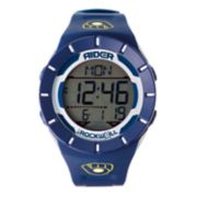 Men's Rockwell Milwaukee Brewers Coliseum Digital Watch