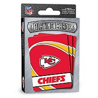Kansas City Chiefs Playing Cards