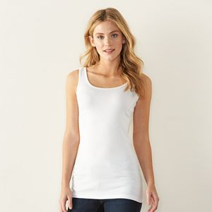 Women's Sonoma Goods For Life® Layering Long Tank Top