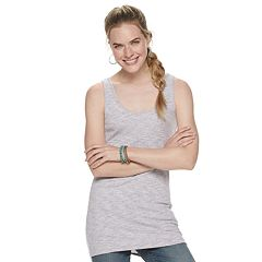ebd3822297c07 Women s SONOMA Goods for Life™ Long Layering Tank