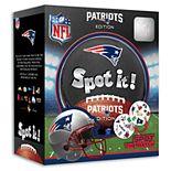 New EnglandPatriots Spot It! Game