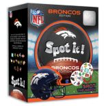 Denver Broncos Spot It! Game