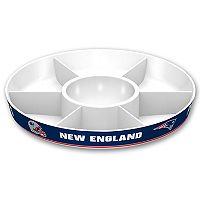 New EnglandPatriots NFL Divided Party Platter