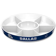 Dallas Cowboys NFL Divided Party Platter