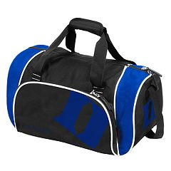 Logo Brands Duke Blue Devils Locker Duffel Bag