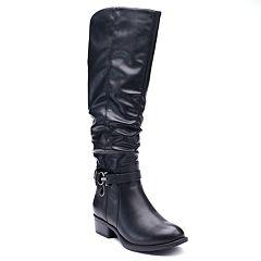 Apt. 9® Doctor Women's Knee High Boots