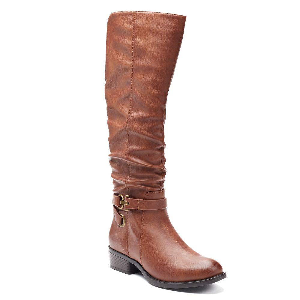 Bathroom scales boots - Apt 9 Doctor Women S Knee High Boots