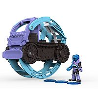 Fisher-Price Imaginext DC Super Friends Mr. Freeze Snowcat