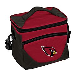 Logo Brand Arizona Cardinals Halftime Lunch Cooler