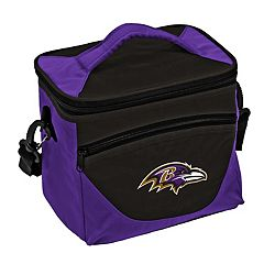 Logo Brand Baltimore Ravens Halftime Lunch Cooler