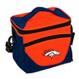 Logo Brand Denver Broncos Halftime Lunch Cooler