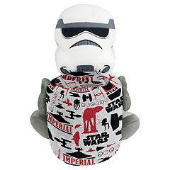 Star Wars Imperial Stormtrooper Hugger Plush & Throw
