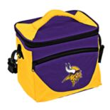 Logo Brand Minnesota Vikings Halftime Lunch Cooler
