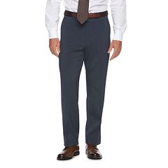 Men's Chaps Slim-Fit Performance Flat-Front Dress Pants