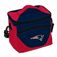Logo Brand New England Patriots Halftime Lunch Cooler